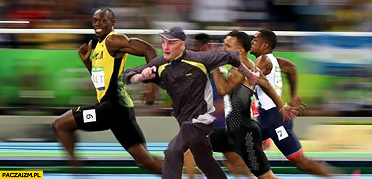 Olimpiada Rio biegi sprint typowy seba