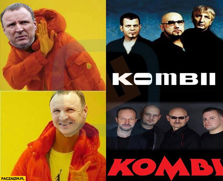 Oryginalny zespół Kombii nie chce woli podróbkę Kurski sylwester TVP