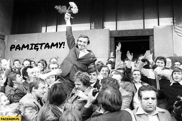 Pamiętamy Andrzej Duda Solidarność