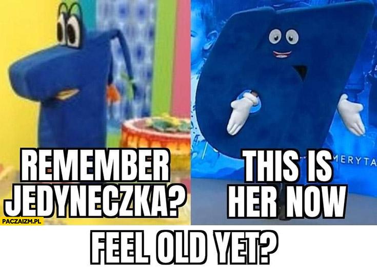 Pamiętasz jedyneczkę? To ona teraz, czujesz się staro? 67 PiS