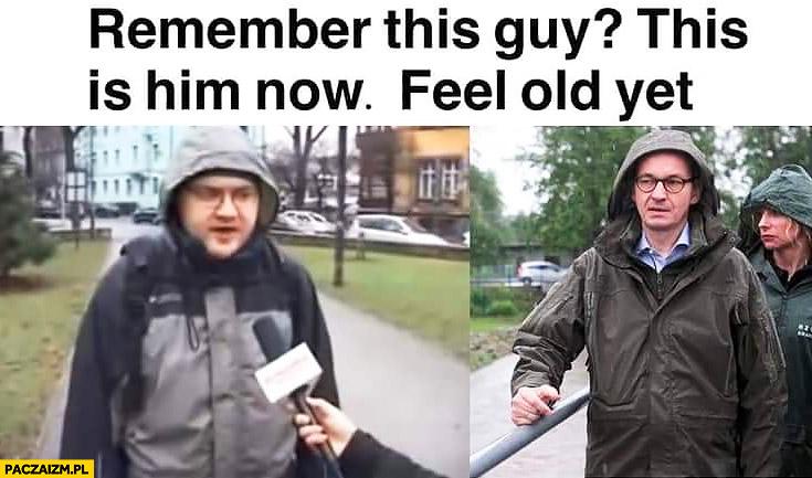 Pamiętasz tego gościa? Będę grał w grę Tomb Raider Morawiecki