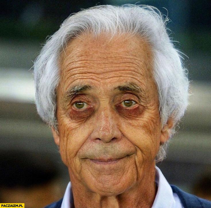 Paulo Sousa stary ze stresu postarzony dziadek przeróbka