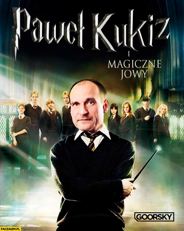 Paweł Kukiz i magiczne jowy