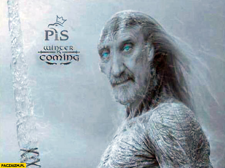 PiS Winter is coming Macierewicz