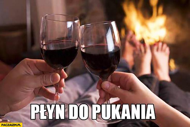 Płyn do pukania wino