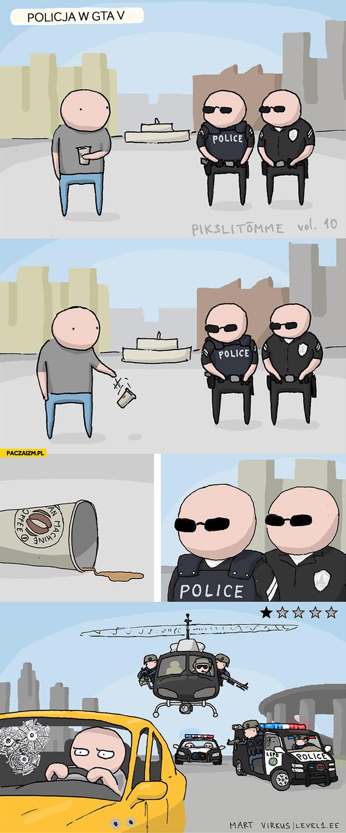 Policja w GTA V