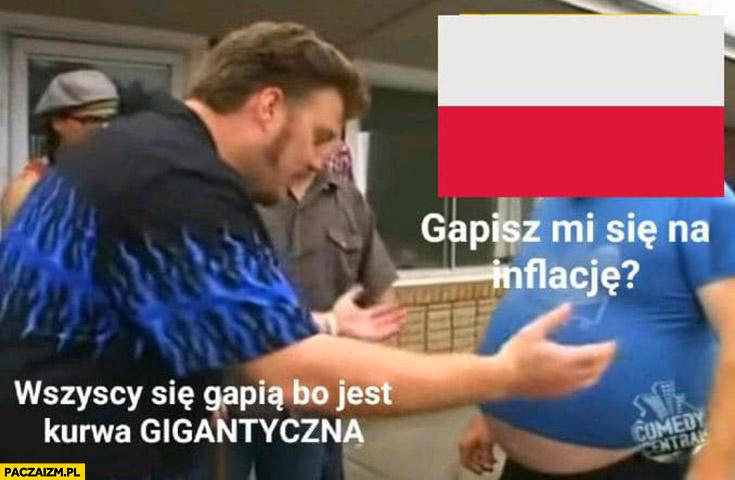 Polska gapisz mi się na inflację? Wszyscy się gapią bo jest gigantyczna chłopaki z baraków trailer park boys