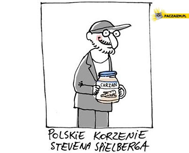 Polskie korzenie Stevena Spielberga Wilq