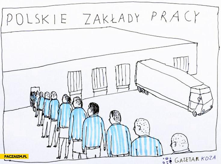 Polskie zakłady pracy