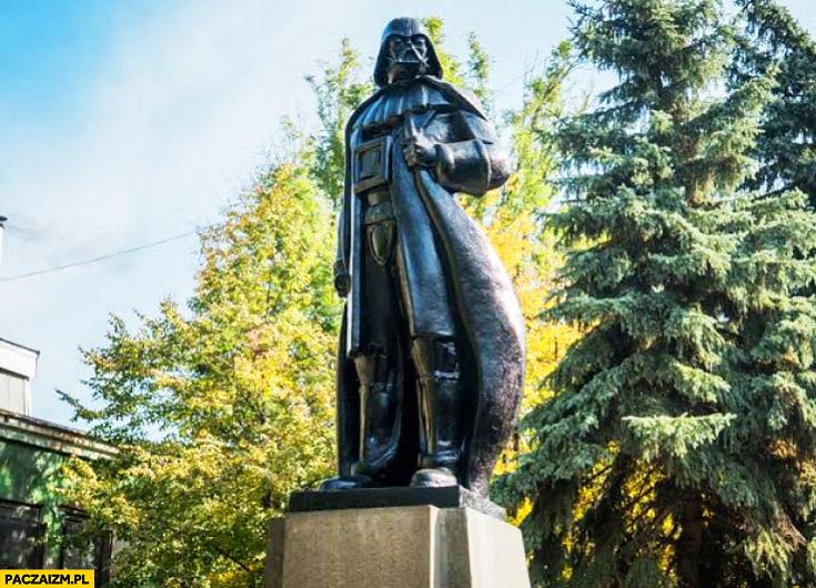 Pomnik Dartha Vadera Kraków