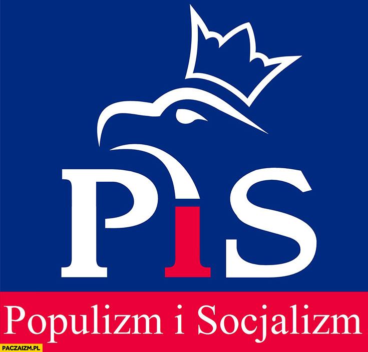 Populizm i Socjalizm PiS Prawo i Sprawiedliwość