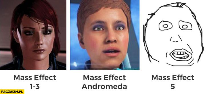Porównanie grafiki Mass Effect Andromeda
