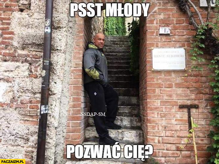 Psst młody pozwać Cię? Michał Karmowski Jaglak