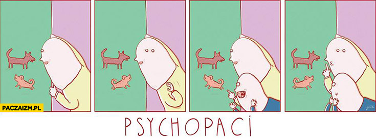 Psychopaci psy cho pa ci Jaroński
