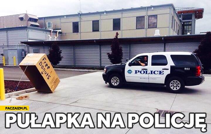 Pułapka na policję