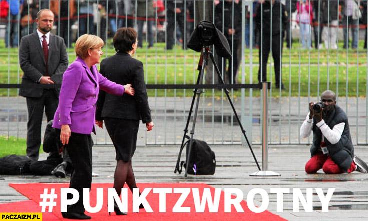 Punkt zwrotny Angela Merkel Ewa Kopacz
