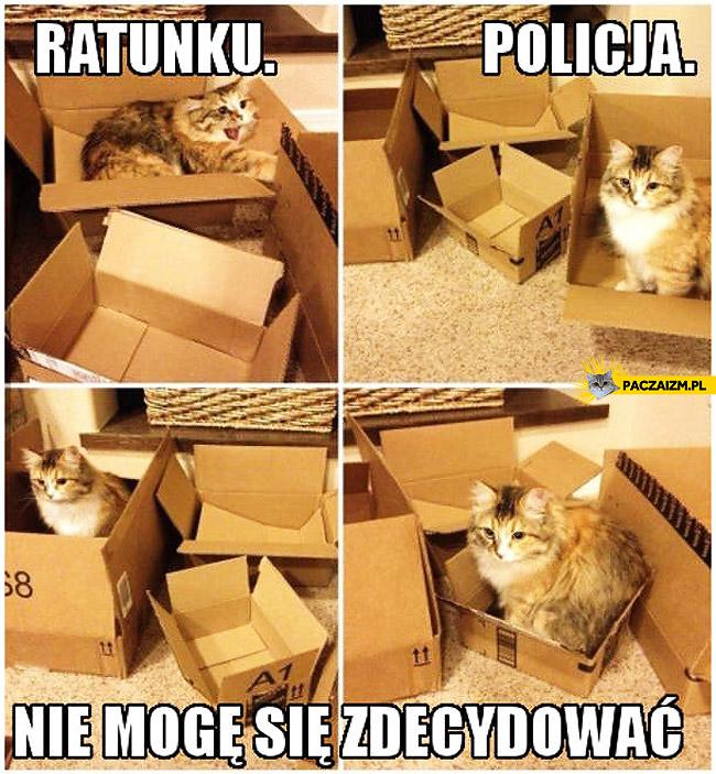 Ratunku policja