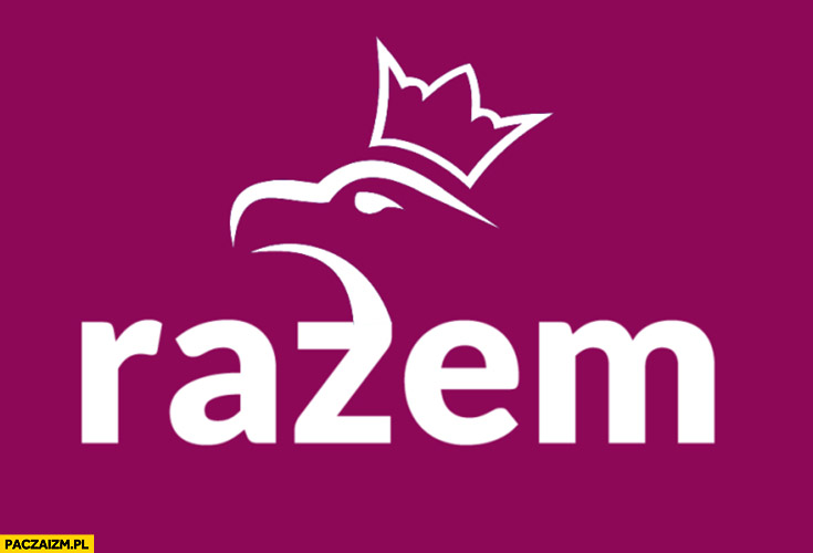 Razem PiS logo przeróbka