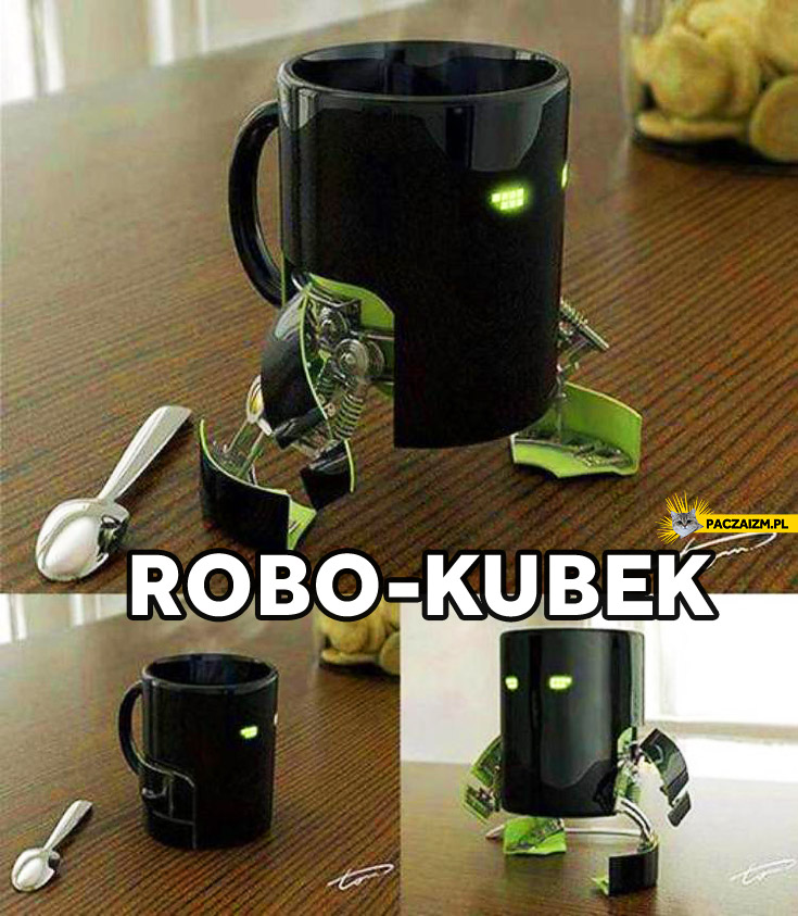 Robo-kubek