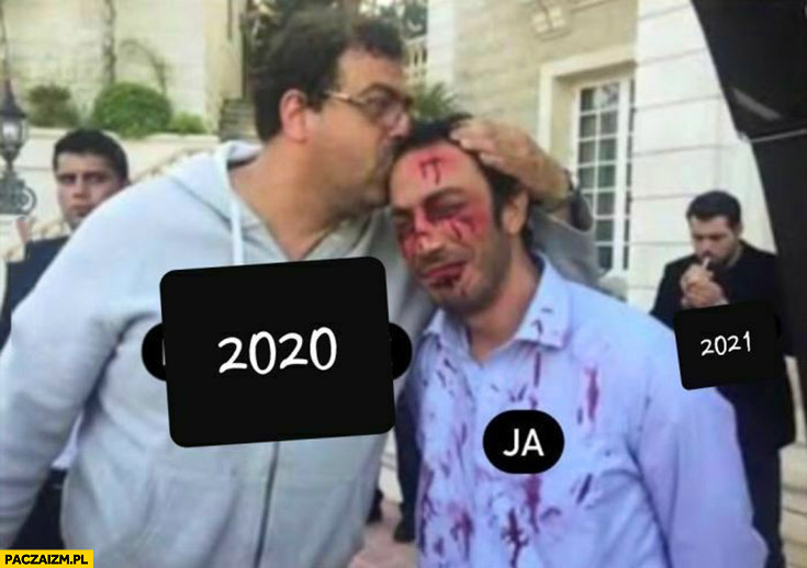 Rok 2020 ja cały we krwi 2021 czeka w kolejce