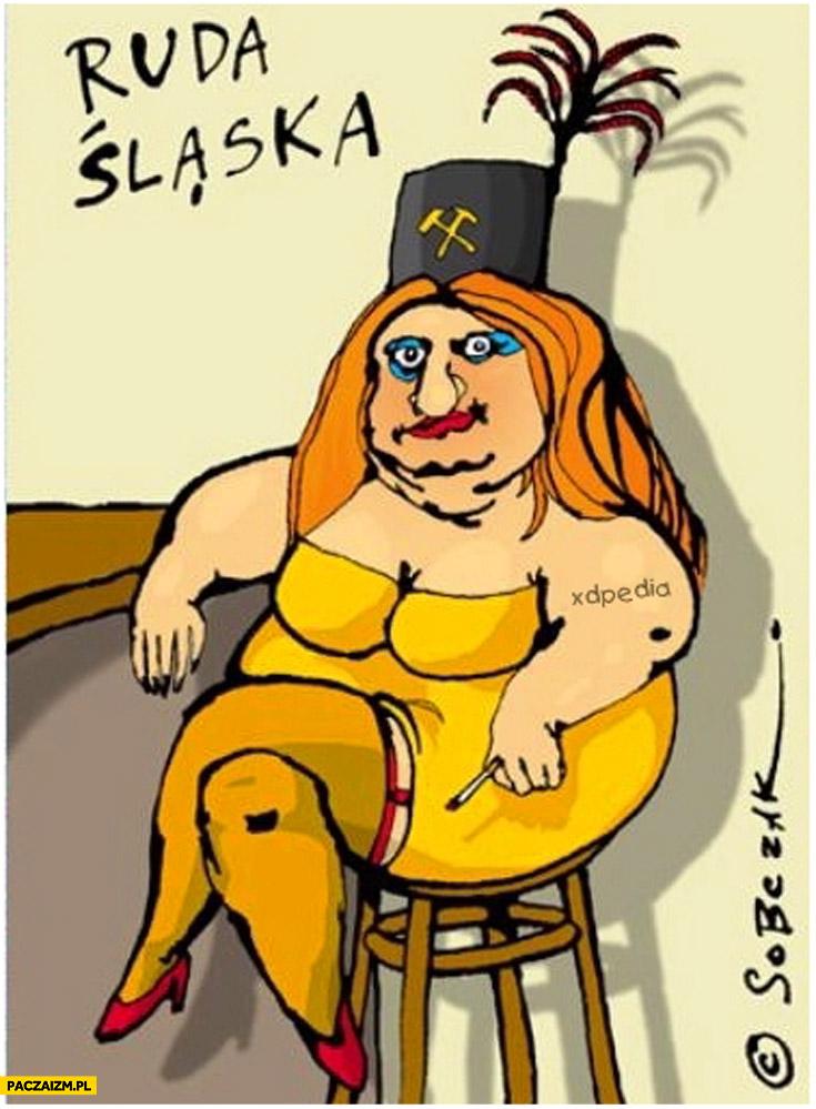 Ruda Śląska kobieta dziwka