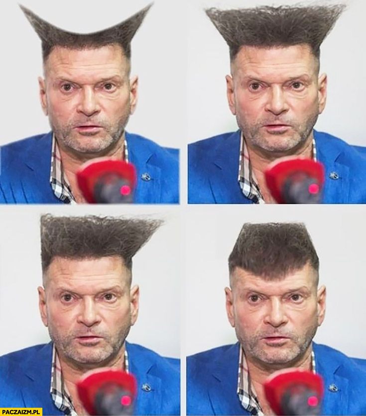Rutkowski alternatywne fryzury