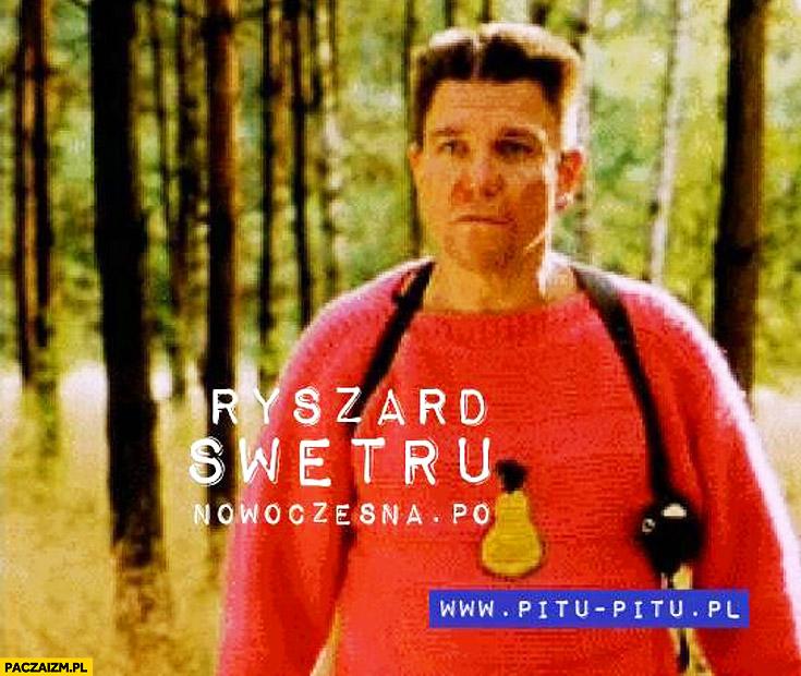 Ryszard Swetru Nowoczesna PO
