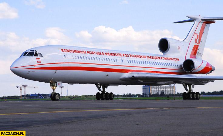 Samolot kondominium rosyjsko-niemieckie
