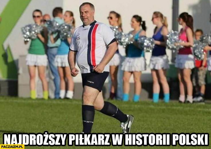 Sasin najdroższy piłkarz w historii Polski 70 milionów