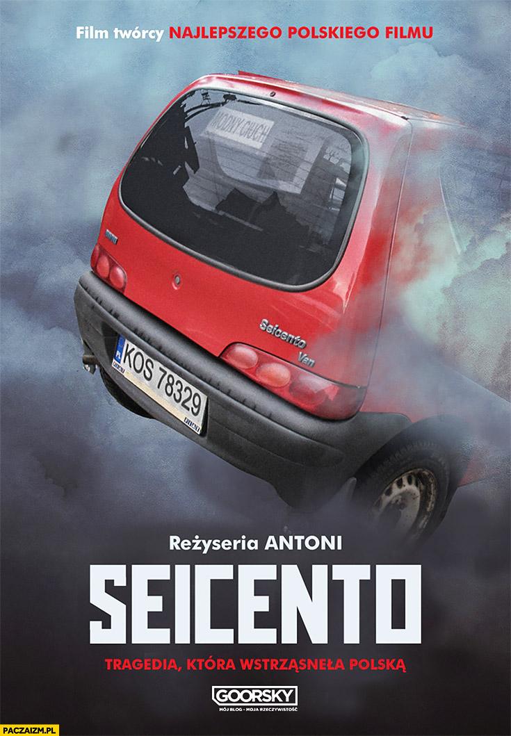 Seicento, tragedia która wstrząsnęła Polską. Film twórcy najlepszego polskiego filmu Smoleńsk wypadek Szydło goorsky