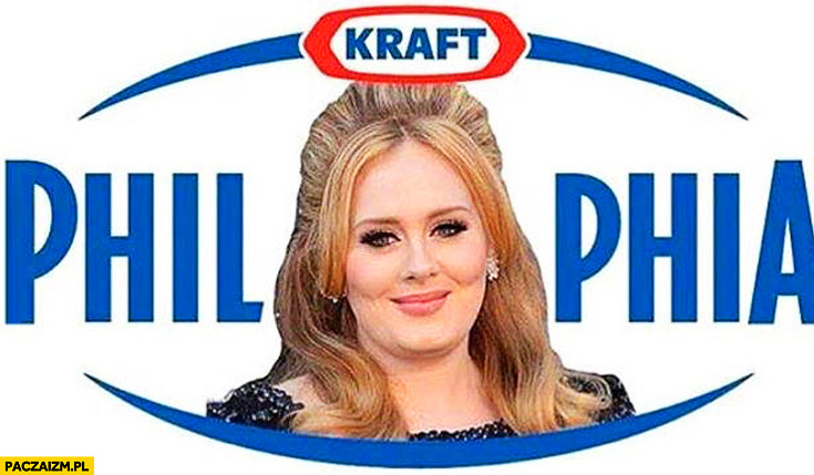 Serek Philadelphia Adele