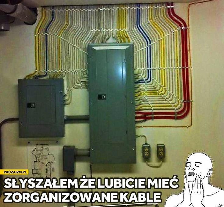 Słyszalem że lubicie mieć zorganizowane kable