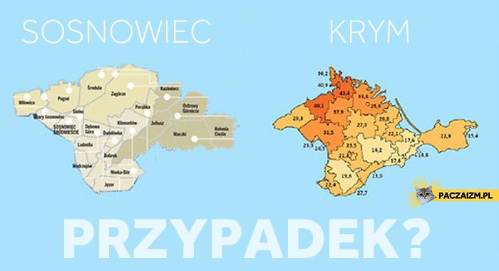 Sosnowiec Krym przypadek