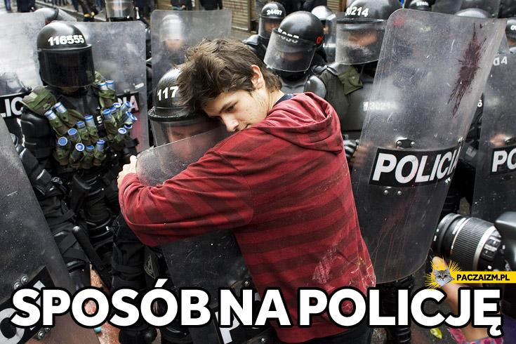 Sposób na policję