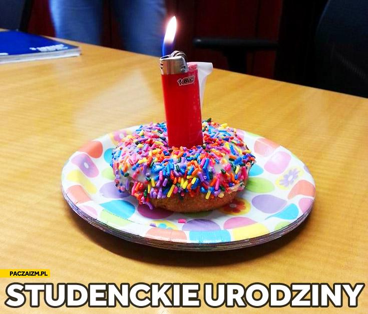Studenckie urodziny