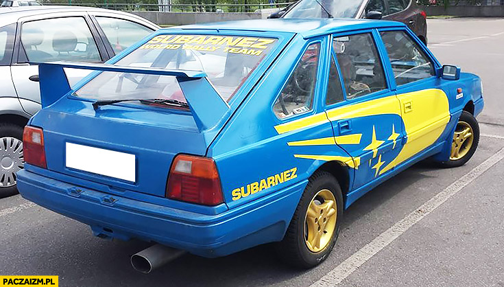 Subarnez Polonez Subaru