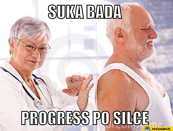 Suka bada progress po siłce