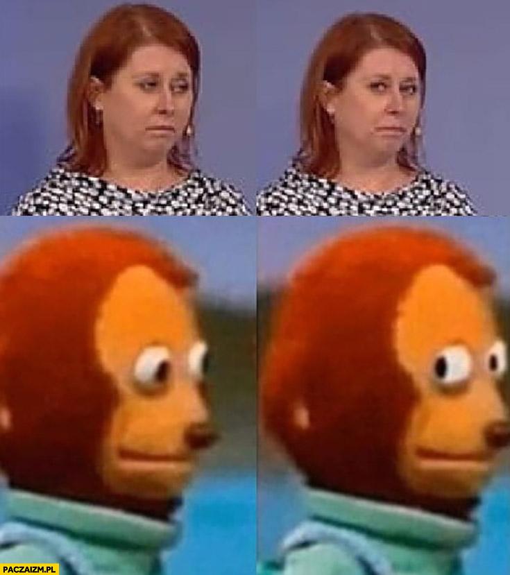 Szkoła z TVP nauczycielka miną jak z mema