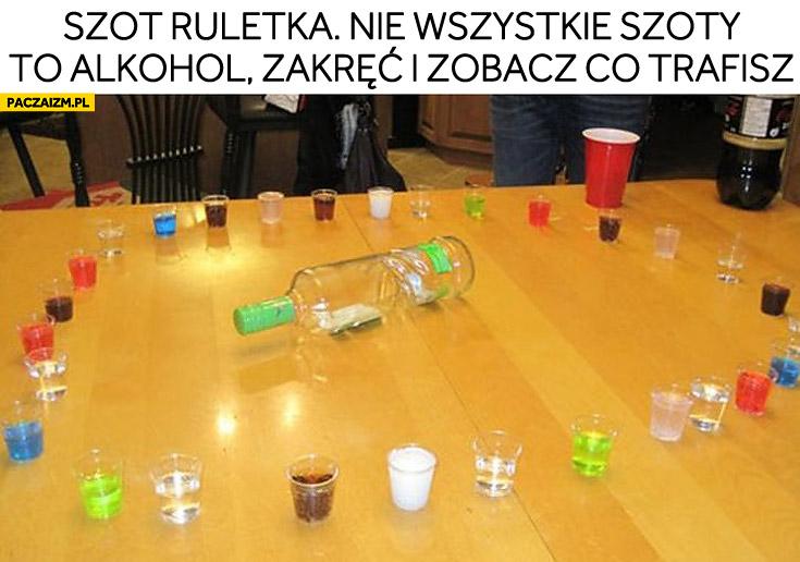 Szot ruletka
