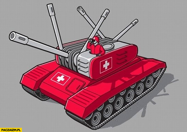 Szwajcarski czołg