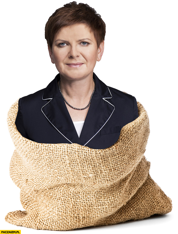 Szydło z worka Beata Szydło