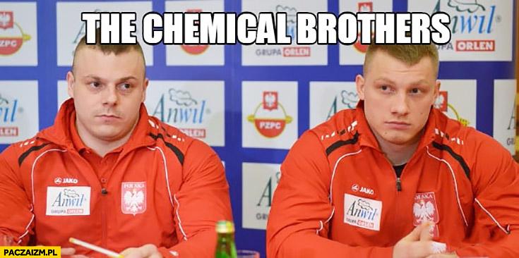 The Chemical Brothers Adrian Tomasz Zieliński doping Olimpiada Rio