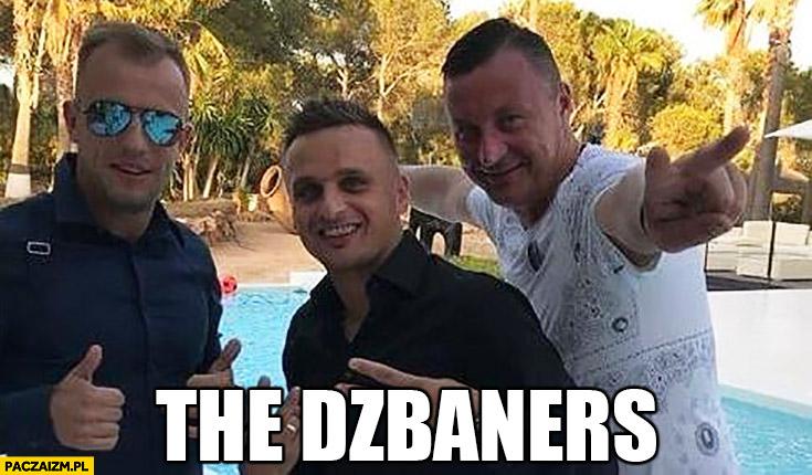 The Dzbaners Grosicki Peszko Hajto