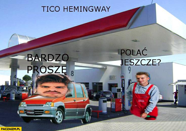 Tico Hemingway polać jeszcze? Bardzo proszę przeróbka Taco