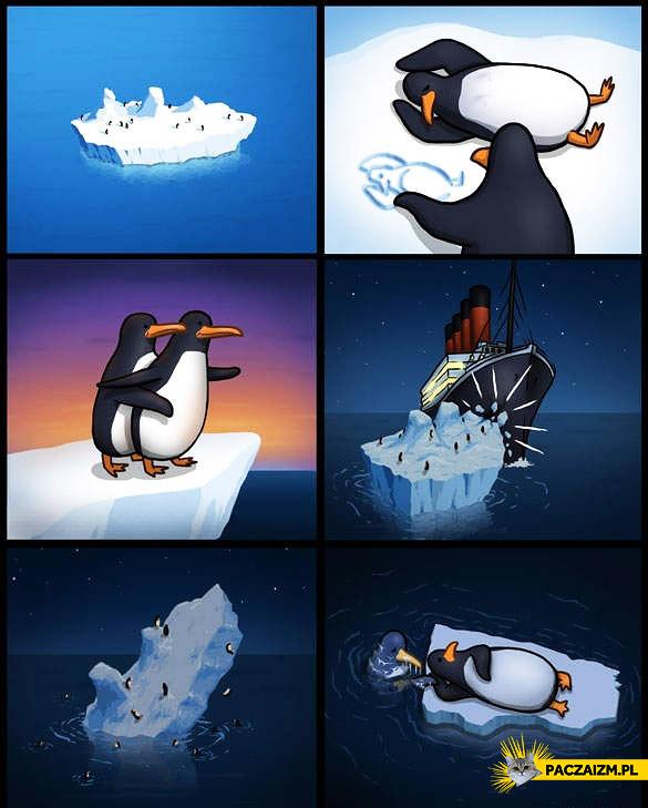 Titanic wersja alternatywna