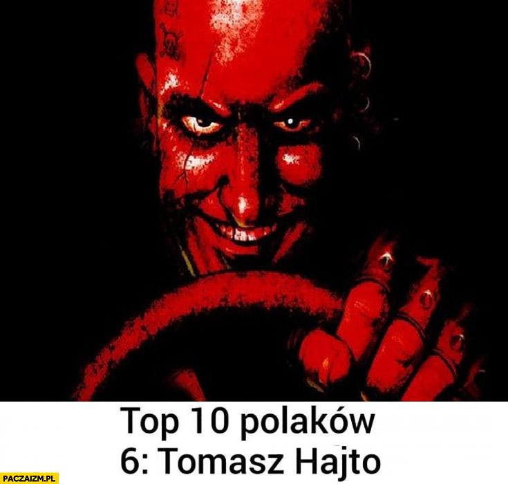 Top 10 Polaków Tomasz Hajto Carmageddon
