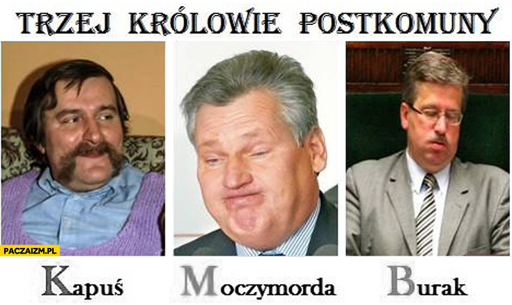 "Ale mamy ""B-A-L"" - ""Bolka"", ""Alka"" i Litwina"" do kupy..."