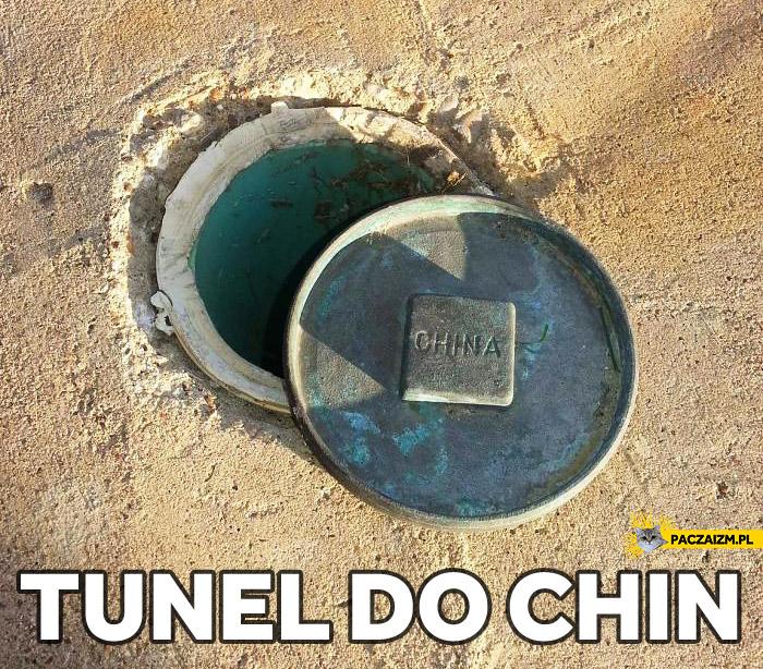 Tunel do Chin