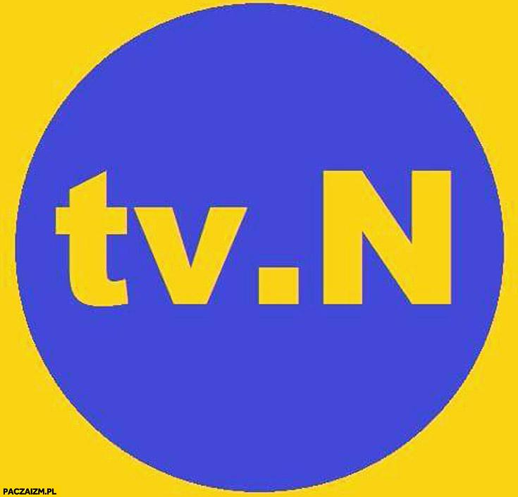 TVN logo Nowoczesna