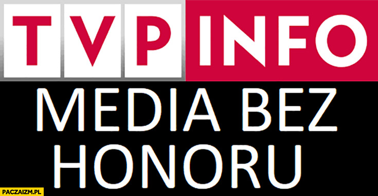 TVP Info media bez honoru